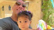 Dwayne Johnson célèbre les 3 ans de sa fille avec une vidéo surprise de son idole, Aquaman