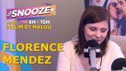 """Florence Mendez largue l'alcool et détaille les différentes manières d'être """"bourré"""""""