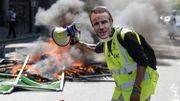 Gilets Jaunes: nouvelles tensions et dégradations lors du 23e samedi de mobilisation en France