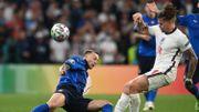 Revivez le direct commenté de la finale de l'Euro entre l'Angleterre et l'Italie