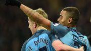 Man City avec De Bruyne s'impose sur le fil, Fellaini gagne et joue 15 minutes