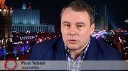 La Russie ne télécommande pas la révolte séparatiste en Ukraine, selon Piotr Tolstoï