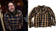 La chemise de Dave Grohl offerte à Classic 21!