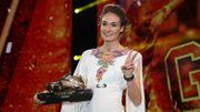 Tessa Wullaert s'adjuge une deuxième fois le Soulier d'Or féminin