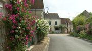 Chédigny, le village-jardin aux 1000 rosiers et milliers de vivaces