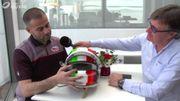 """De nouveaux casques """"ultra-protecteurs"""", pour encore plus de sécurité en F1... et bientôt partout ailleurs"""