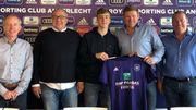 Saelemaekers signe un contrat de 4 ans à Anderlecht
