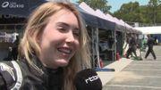 """Lara Vanneste, une copilote belge en Australie : """"Le rallye, c'est vivre à du 200 à l'heure"""""""