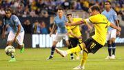 Dortmund fait tomber Manchester City, Jason Denayer joue une bonne heure