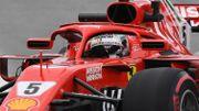 EL1 : Verstappen, Vettel et Hamilton dans un mouchoir de poche à Interlagos