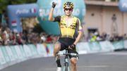 Primoz Roglic gagne le Tour d'Emilie en solitaire