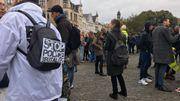 Bruxelles: une marche contre les violences policières