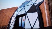 Le Pavillon, centre d'exposition et d'expérimentation dédié au numérique. A Namur