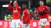 Le Standard surmonte sa frustration et émerge face à Anderlecht