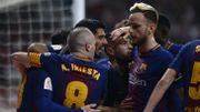 Le Barça étrille Séville en finale et s'offre une 30ème Copa del Rey