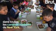 À New York, les cantines scolaires ne proposent plus de viande le lundi