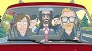 The National sauve une dinde de Thanksgiving dans une amusante vidéo en animation