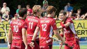 Les Red Lions battent la Grande-Bretagne en préparation pour le Mondial