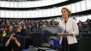 Que dit le discours de la nouvelle présidente de la Commission européenne?
