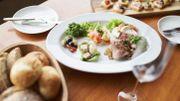 La Bouffonnerie de Liège vous offre pour les fêtes de fin d'année un menu au choix accompagné d'une bonne tranche de rire