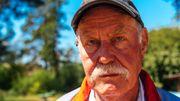 """Herman est Allemand. A 79 ans, il s'est fixé l'objectif de venir jeûner en Sibérie pour soigner sa santé, l'améliorer et """"rajeunir"""". Vu son âge, le médecin lui a conseillé un jeûne alterné."""