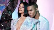La nouvelle collab beauté de Kylie Jenner et Balmain