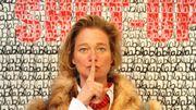 Delphine Boël au Musée d'Ixelles : Les mots ne sont pas anodins