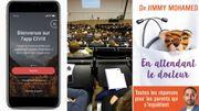 L'application Civix, le choix des études supérieures et le livre de Jimmy Mohamed dans la Semaine Viva