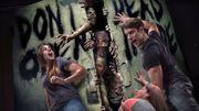 Essayez si vous osez la visite immersive de l'attraction The Walking Dead