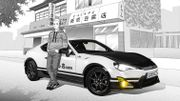 Toyota : un concept tout droit sorti d'un manga