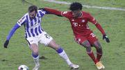 Bundesliga: Le Bayern prépare son Mondial des clubs en gagnant à Berlin et Lukebakio
