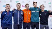 JOJ : Médaille d'argent pour Simon Morssinkhof et le Team Europe en saut d'obstacles