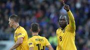 Après leur succès en Islande, les Diables retrouvent le sommet du classement FIFA