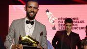 Mehdi Carcela élu pour la troisième fois Lion Belge, Marouane Fellaini aussi récompensé