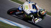 Morbidelli en pole en Moto2 au Mugello, Siméon 21e