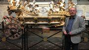 Emmanuël Godefroy, le Président de la Procession du Car d'Or