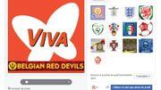 Soutenez les Diables sur Facebook!