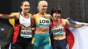 Les Belges reviennent avec quatre médailles de Dubaï