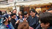 Les responsables se félicitent du retour des visiteurs extra-européens, japonais notamment
