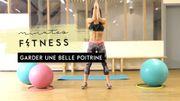 Minutes Fitness : garder une belle poitrine