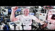 Kraftwerk invite un astronaute