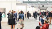 Le marché d'art contemporain Art Brussels se tient de vendredi à dimanche à Tour & Taxis