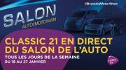 Emission spéciale Salon de l'Auto