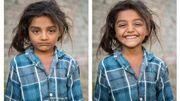 Un photographe nous montre la puissance et la lumière d'un sourire