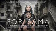 """Sortie en ligne de """"Pour Sama"""", lauréat du prix du public du Festival du Film de Gand"""