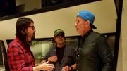 Dave Grohl, Chad Smith et Spinal Tap