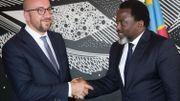 ONU: Charles Michel s'entretient en tête-à-tête avec le président congolais Kabila