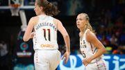 Emma Meesseman et Julie Allemand sélectionnées pour disputer la saison WNBA