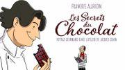 Une bande dessinée pour découvrir les secrets du chocolat avec Jacques Genin