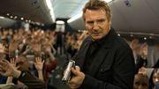 """Vidéo : Liam Neeson, policier de l'air accusé de détournement dans """"Non-Stop"""""""